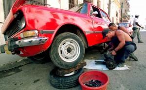 Automobilių remontas Rusijoje