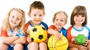 sportas, vaikai