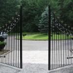 Nustumiami ar atveriami vartai, ką pasirinkti