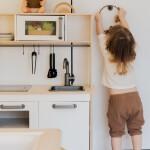 vaikiskos virtuveles