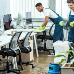 Patalpų valymo paslaugos įmonėms